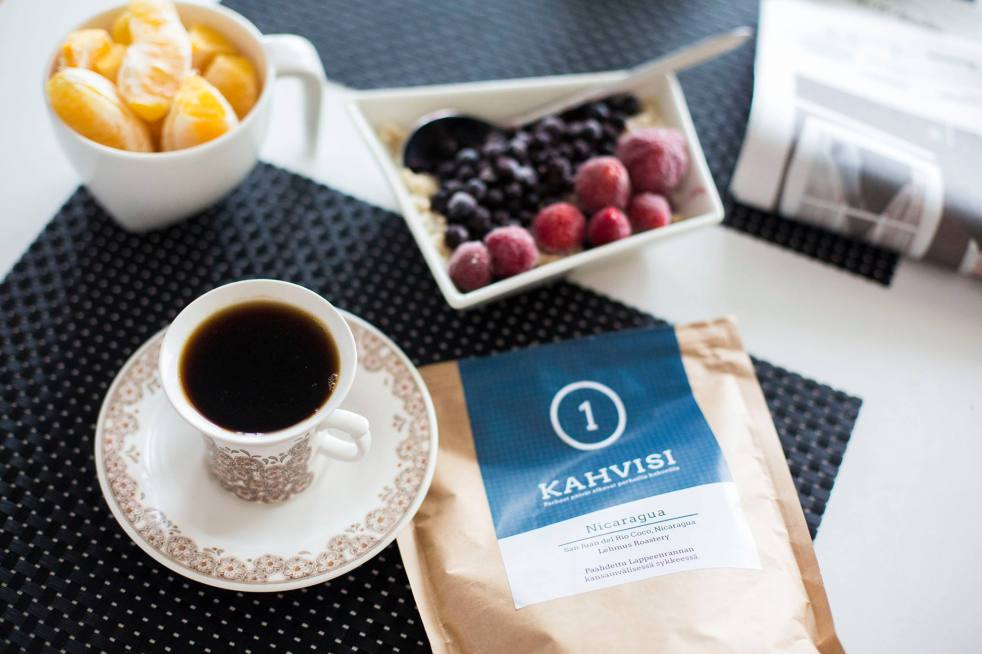 Kahvisi Lehmus Roastery